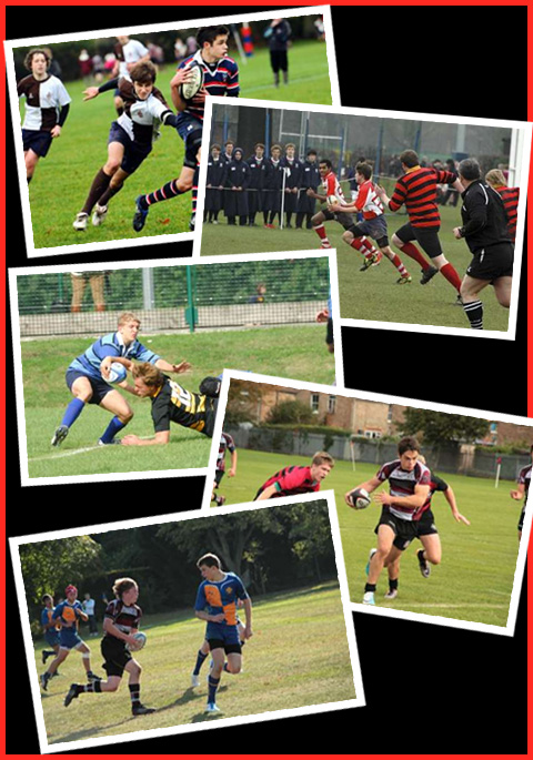 The SOCS Reading Schools Rugby Union Leagues